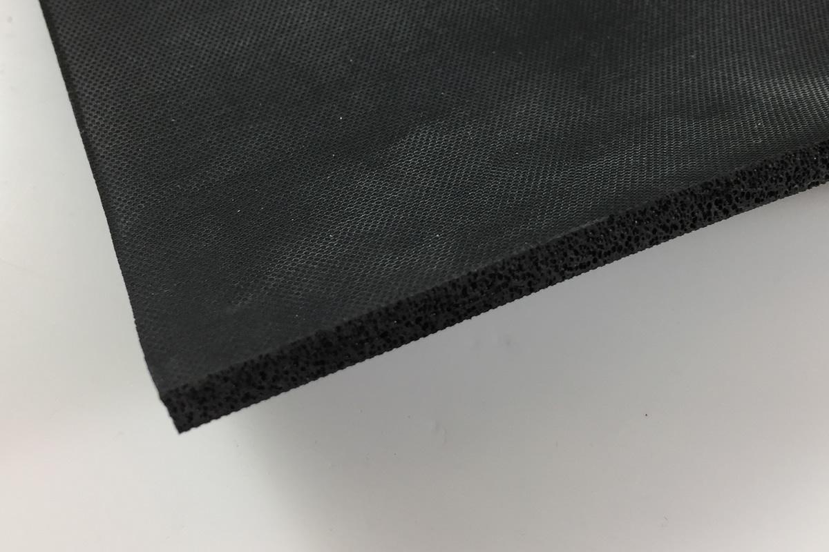 Moosgummiplatten