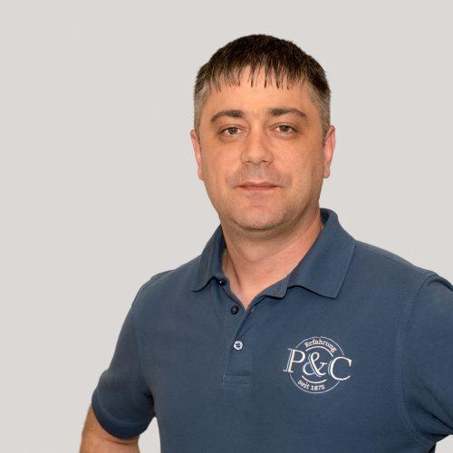 Nebojsa Mutulovic