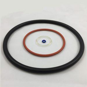 EPDM 70 O-Ring 88.62x1.78Ø Schwefel vernetzt, FDA Zulassung